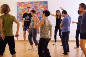 gruppo danzanteAria Nuova -